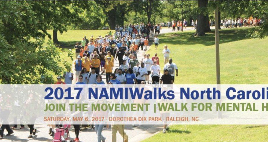 NAMIWalk 2017