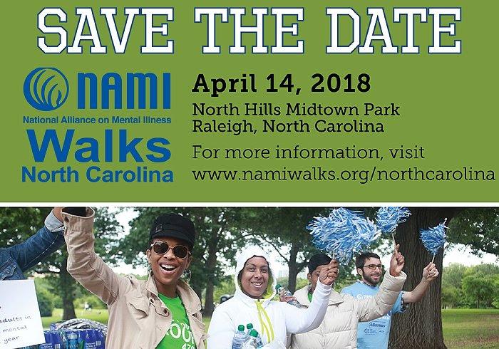 NAMI Walk 2018